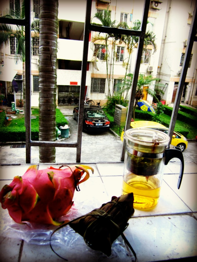 Good Morning from Shenzhen!