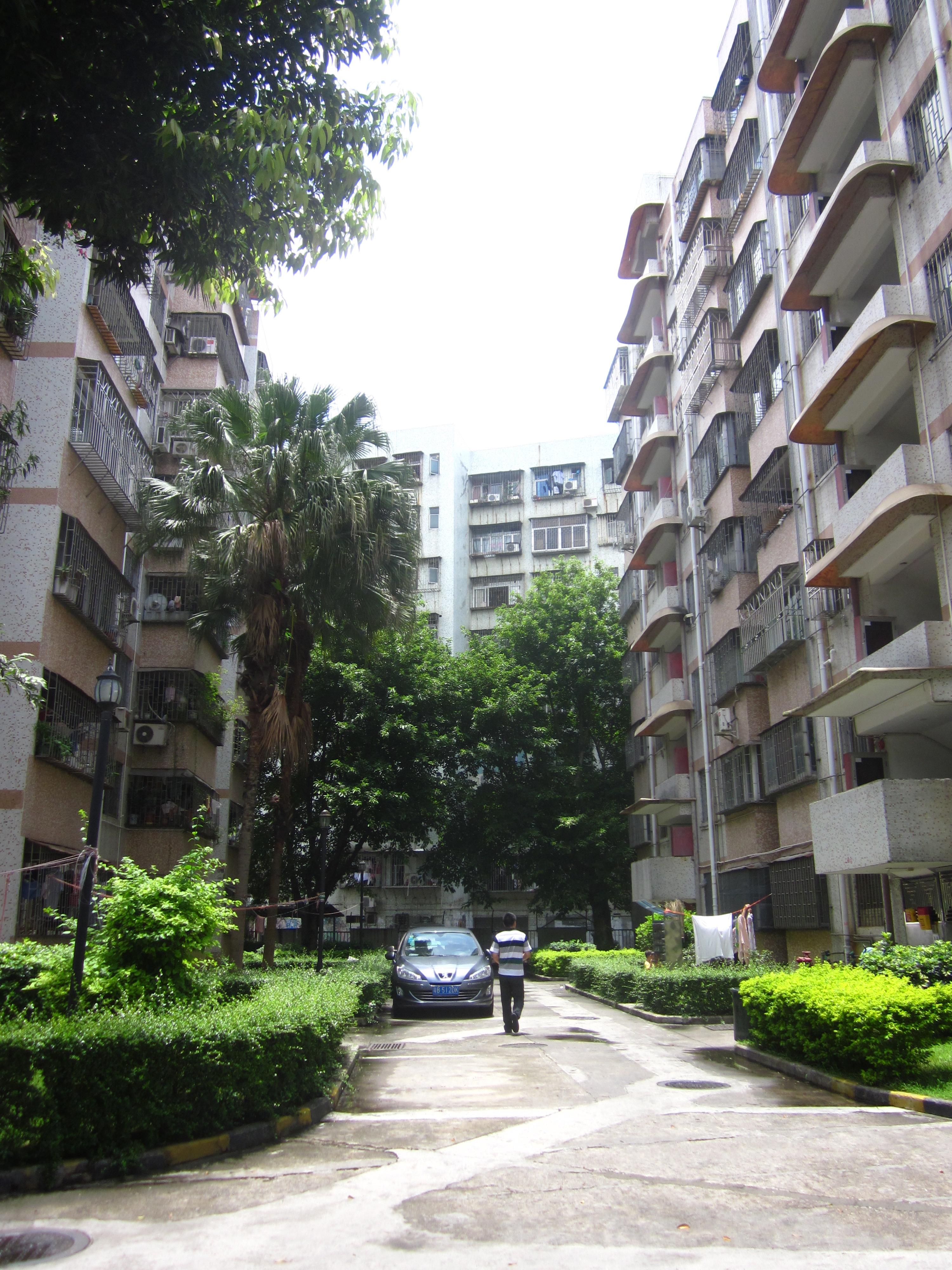 Impresionantes 40 apartamentos pies cuadrados Fotografiado por China Hong Kong Grupo de Derechos Humanos (Sociedad de la Organización Comunitaria)